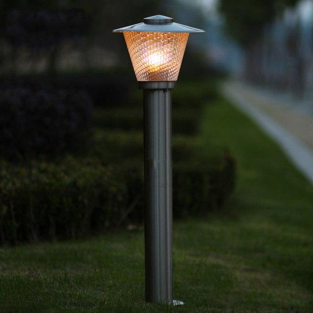 Genial Outdoor Creative Villa Lawn Lamp Waterproof Stainless Steel Garden Light  Fashion Residential Countyard Decoration Lights