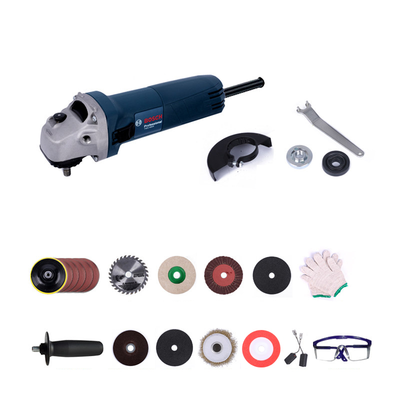 TWS6600 220V Electric angle grinder Milling Grinding cutting Polishing Machine 11000rpm Y