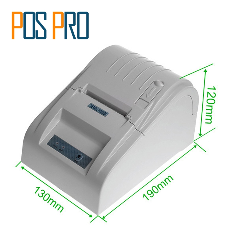 ITRP002 Free ship! High quality 58mm Thermal Receipt Printer,Compatible with All Windows and Linux for restaurant and Pos System