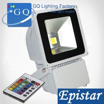 10pcs/lot Sales Promotion Rgb 100w 70w 50w 30w 20w 10w Rgb Projectors Luminaire Lamp Ceilinglight Lights & Lighting