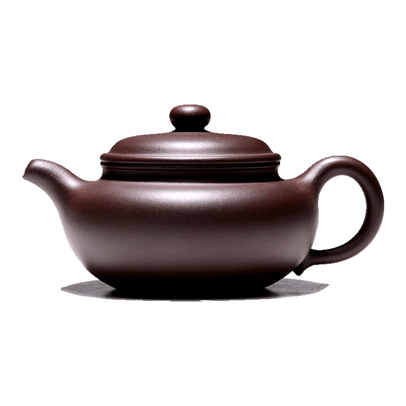 200ml Purple Clay Teapots Chinese Yixing Archaize Kungfu zisha Tea pot Famous Handmade Teaware set For Gift with Safe Package