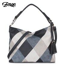 ZMQN ручные сумки для женщин 2020 Лоскутные роскошные сумки женские сумки дизайнерские сумки из искусственной кожи сумка хобо через плечо женская сумка A861