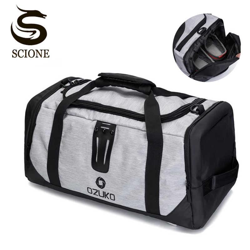 Хит, многофункциональная сумка для путешествий, сумка для костюма, прочная мужская сумка для отдыха и путешествий, сумка на плечо, мужская сумка для путешествий, ручная сумка для багажа