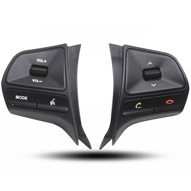 In stock 2011 2012 KIA Rio K2 High quality original Steering wheel Audio channel and bluetooth