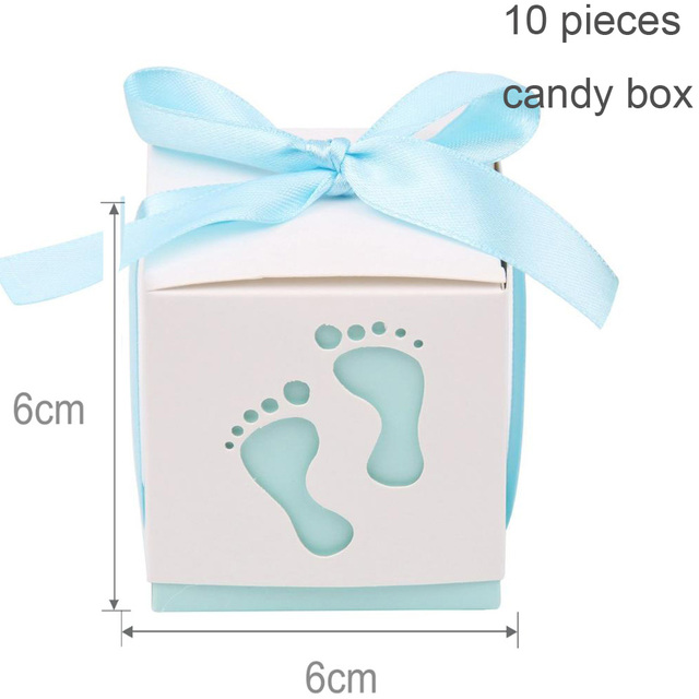 10pc Blue candy box Presents for one year old boy 5c64f7ebefc29