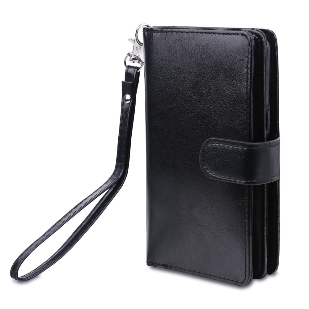 LANCASE շքեղ դրամապանակի հեռախոսների - Բջջային հեռախոսի պարագաներ և պահեստամասեր - Լուսանկար 5