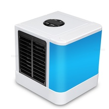 Mini Air Conditioning Appliances Cooler Fans Air Cooling Fan Summer Portable Strong Wind For Office