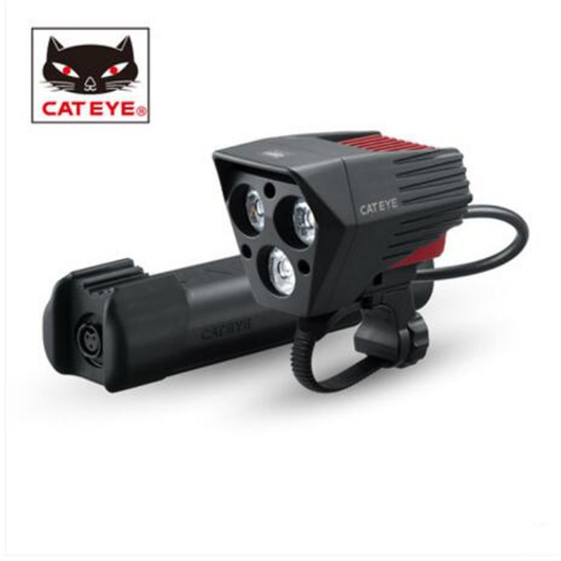 CATEYE HL-EL930RC bike rechargeable lamp super bright SUMO3 light bicycle headlights