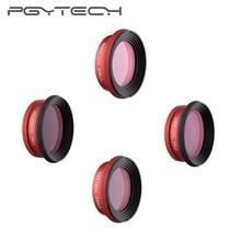 лучшая цена PGYTECH Professional Version Lens filter for DJI Mavic Air UV CPL ND4 ND64PL Filters Pro for DJI Mavic Air Drone Camera Filter