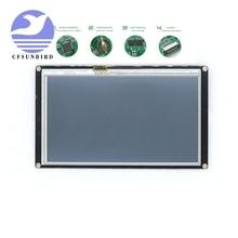 CFsunbird ЖК дисплей Nextion Enhanced 7,0 HMI сенсорный TFT дисплей Raspberry Pi ЖК контроллер NX8048K070