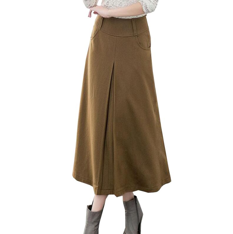 Popular Long Skirts Winter-Buy Cheap Long Skirts Winter lots from ...