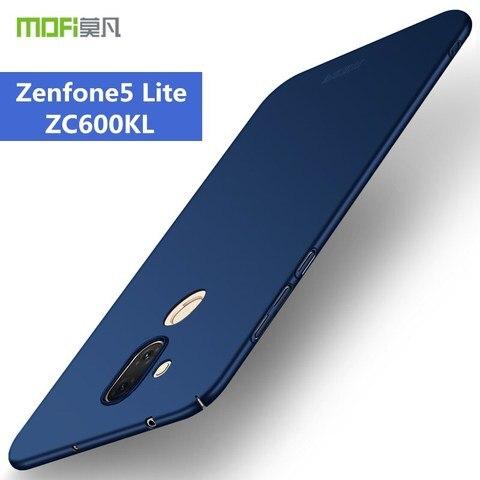MOFi Case For ASUS ZenFone 5 Lite ZC600KL Back Cover Full Protection Hard PC Fundas Phone Cases Shell For ZenFone 5 Lite ZC600KL Pakistan