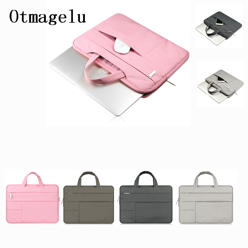 Laptop Bag Sleeve 11 12 13 14 15.4 15.6 Inch Notebook Bag For Macbook Air Pro Dell Asus Acer Laptop Case Computer Accessories
