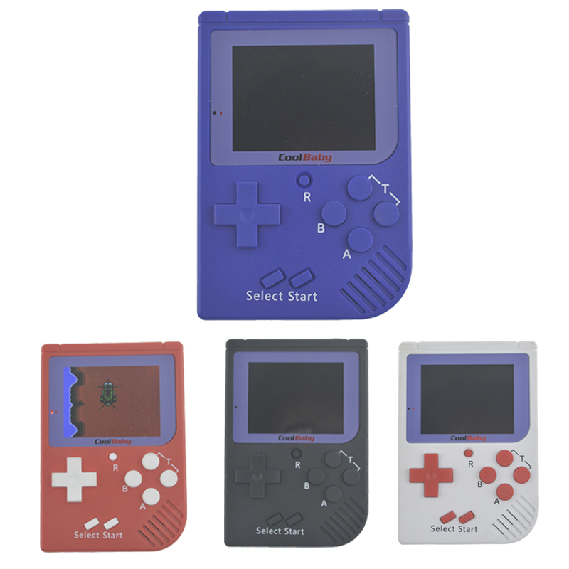 Mini Video Game Console Players Built-in 129 Classic Games Handheld Game Console Retro Console Best Gift For Kids Children