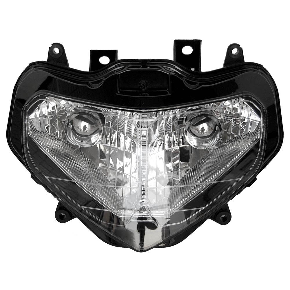 For Motorcycle Suzuki GSXR 600 750 2001 2002 2003 GSXR 1000 2001 2002 K1 K2 Headlight Headlamp Lights Spare Parts & Accessories front upper fairing cowling headlight headlamp stay bracket for suzuki gsxr600 gsxr750 gsxr 600 750 k1 k2 k3 2000 2001 2002 2003