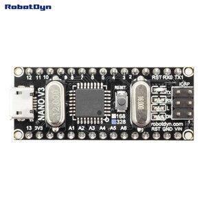 Image 5 - Nano CH340/ATmega328P MicroUSB, Pins soldered. Compatible for Arduino Nano V3.0