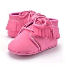 Warm Baby Girl Princess Shoes Sweety Cotton Winter Toddler Baby First Walker Shoes High Quality