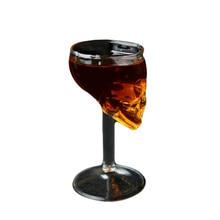 2 шт., креативные домашние вечерние чашки для бара, Кубок с черепом, бокал для виски, вина, Скелетон, коктейль, водка, ретро, Васо, сосут, бокал для крови, бокал es