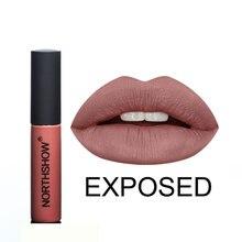 Brand Makeup Nude Matte Velvet Liquid Lipstick Waterproof