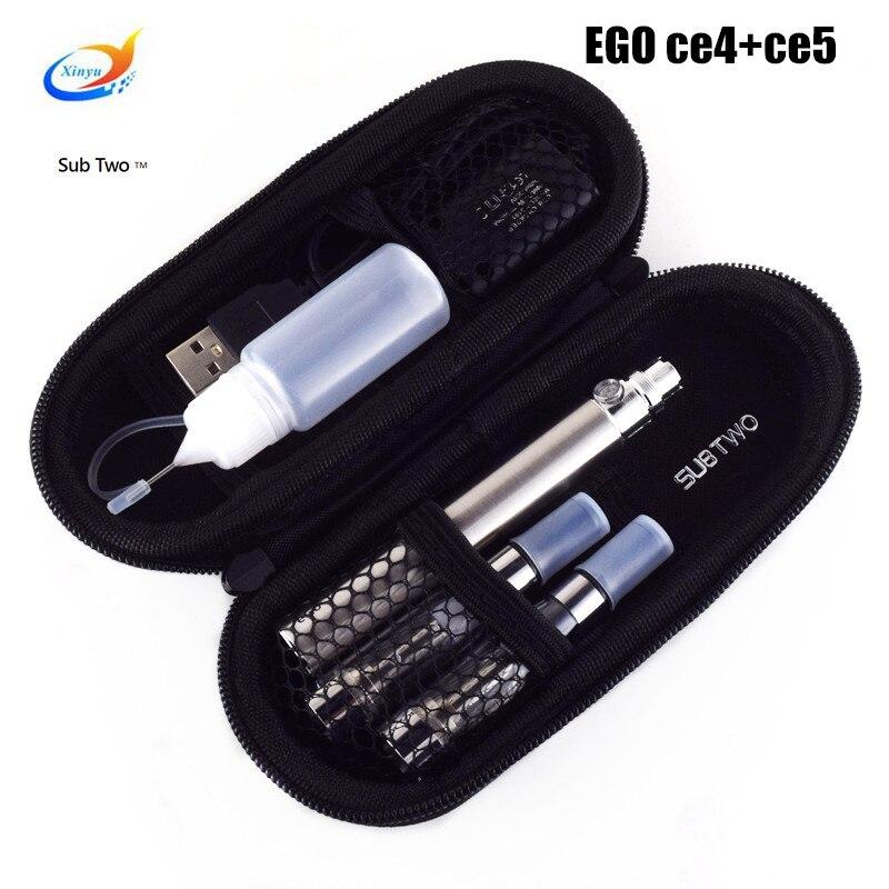 EGO CE4 CE5 startvapen penna kits elektronisk cigarett ego batteri 650mah / 900mah / 1100mah ego ce4 atomizer och ce5 vaporizer