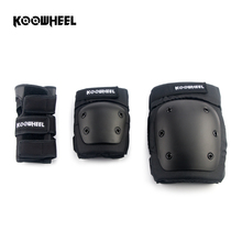 NEW Protection Kneepad Elbow Pads Wrist Helmet Set CS Sports Safety Protector Gear CS Shooting Skateboarding Protective Gear L