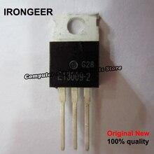 10 stück 100% Neue MJE13009 E13009 2 13009 E13009 ZU 220 Original IC chip Chipset BGA Auf Lager