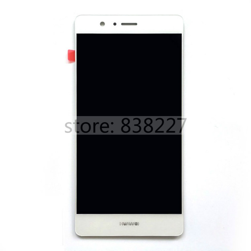Подробнее о For Huawei P9 Lite LCD display Digitizer + Touch screen assembly without frame in black and white touchscreen glass pantalla free dhl 5pcs high quality lcd display digitizer touch screen glass assembly for huawei p9 lite g9 black white gold with frame