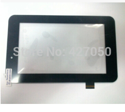 Black Original New 7 inch DNS AirTab M76R Tablet touch screen LCD digitizer Touch panel Sensor Glass Replacement Free Shipping for asus padfone mini 7 inch tablet pc lcd display screen panel touch screen digitizer replacement parts free shipping