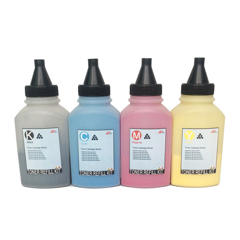 Misee <font><b>Toner</b></font> Refill Powder Compatible for <font><b>HP</b></font> 201a CF400a-CF403a Laserjet MFP <font><b>M277dw</b></font> M277 M277n Pro M252dw M252 M252n <font><b>Printer</b></font> image