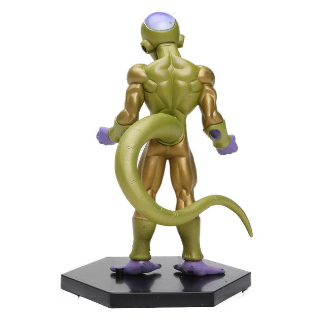 Dragon Ball Super Freezer Dorado Figura de Acción
