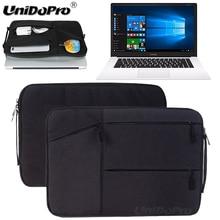 Unidopro manga maletín para chuwi lapbook mallette 15.6 «portátil W/Intel Quad Core procesador aktentasche bolsa cubierta