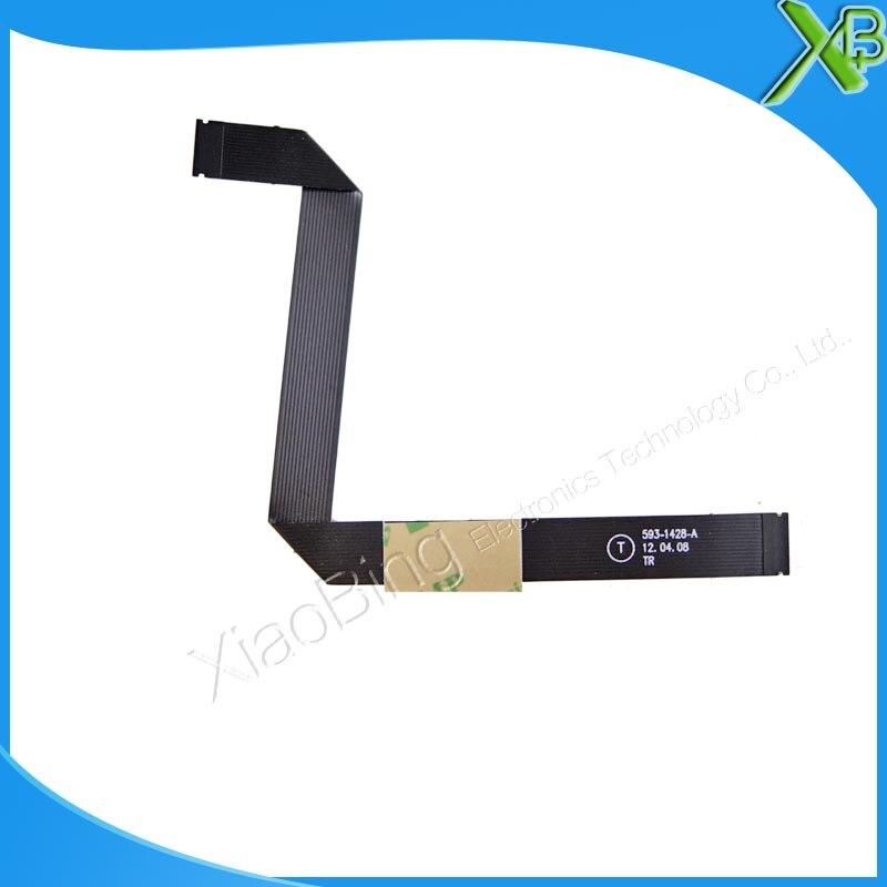 Новинка 922-9967 кабель для сенсорной панели 593-1428-A для Macbook Air 13,3 дюйма A1369 A1466 кабель для сенсорной панели-лет