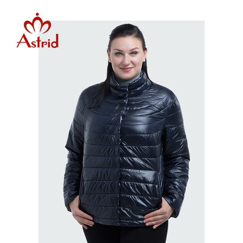 Novo produto astrid primavera inverno lazer feminino curto de alta qualidade jaqueta feminina casaco fino am-1999