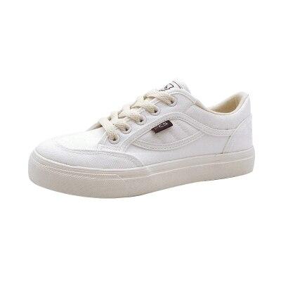 2018 automne décontracté chaussures en toile hommes printemps basse plate-forme chaussures blanches hommes tissu plat talons chaussures à lacets