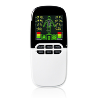 Muscle Stimulator Full Body Relax Massager Tens Acupuncture Electric Therapy Machine 2 Output Pulse Health Care Slimming Tool