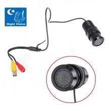 Blueskysea CCD 420TVL Цвет Дверной Глазок просмотра Камеры Безопасности ж/3.6 мм Объектив BNC