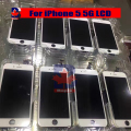 10PCS/LOT Grade AAA+++ For iPhone 5 5G LCD With Touch Screen Digitizer Assembly Display Replacement No Dead Pixel