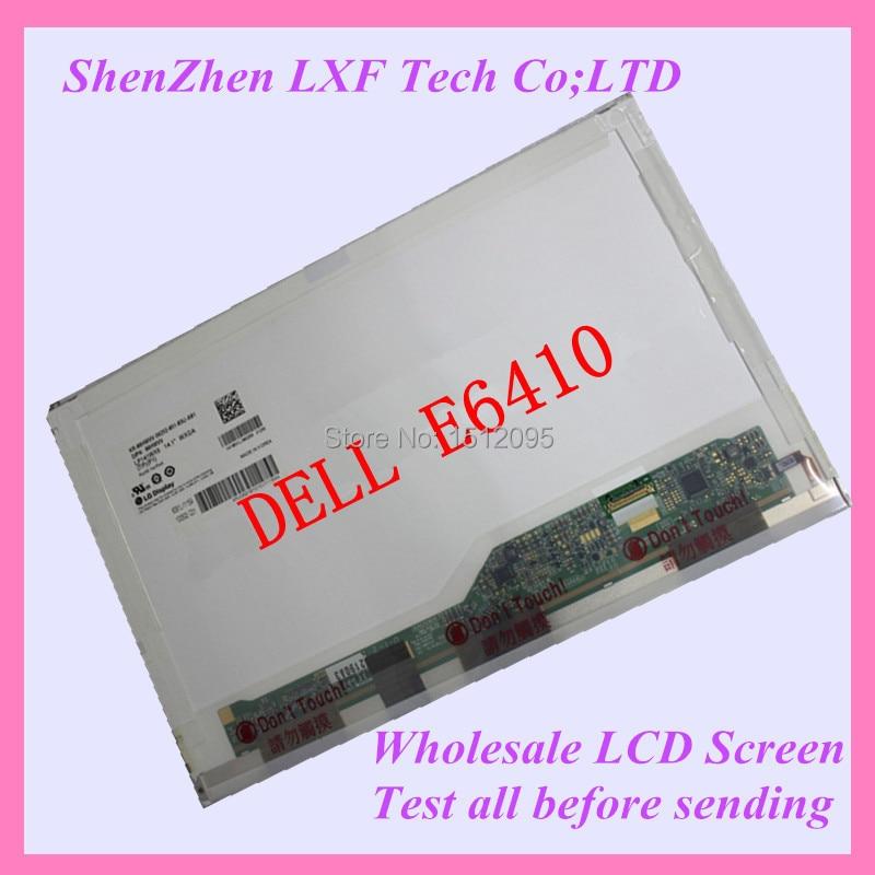 ФОТО 14.1'' LCD SCREEN B141PW04 V.1 LTN141BT10 LP141WP2 TP A1 FOR DELL E6410