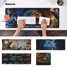 Babaite New Arrivals Mortal Kombat  Office Mice Gamer Soft Mouse Pad Rubber PC Computer Gaming mousepad