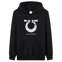 Hoodies Men Warhammer 40K For The Emperor Game Fan Winter Pullover Fleece Cotton O neck Long Sleeve Casual Lover Sweat Homme 3XL