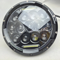 NEW ITEM!! 7 INCH 75W Phili ps LEDs High Power 10-30V IP67 LED OFFROAD headlight Light For Jeep SUV 4x4 Driving drl Light