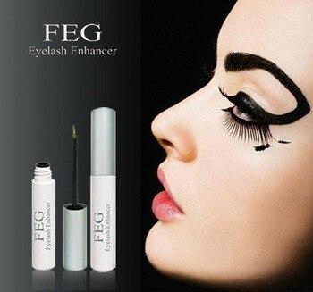 FEG Ciglia Enhancer Siero Crescita Delle Ciglia Trattamento Naturale A Base di Erbe Medicina Eye Lashes Mascara Allungamento Più A Lungo