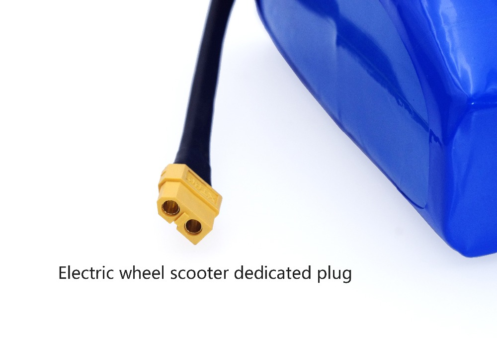 """Image 4 - 36V 5.2Ah 5200mah high drain 2 wheel electric scooter self balancing lithium battery pack for Self balancing Fits 6.5"""" 7""""-in Battery Packs from Consumer Electronics"""