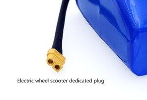 """Image 4 - 36V 5.2Ah 5200mah pacco batteria al litio auto bilanciamento scooter elettrico a 2 ruote ad alto drenaggio per auto bilanciamento adatto 6.5 """"7"""""""
