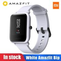 Amazfit Bip Golbal Version Xiaomi Amazfit Bip Smart Watch Huami Miband Pace Lite Gloness Smartwatch Heart Rate For Phone MI8 IOS