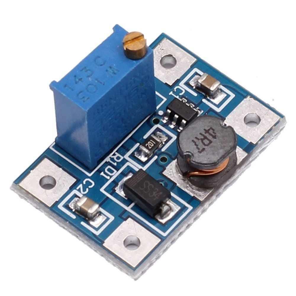 2-24V à 2-28V 2A DC-DC SX1308 convertisseur de puissance réglable pour kit de bricolage arduino