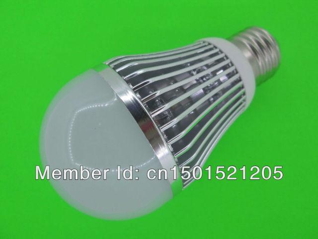 NEW 10W  LED Bulb Lamp High brightness Bubble Ball Bulb E27 B22 85-265V AC Dimmable Bubble Cold white/warm white Free shipping