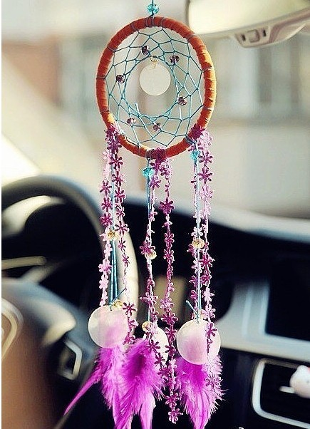 Dream Catcher Group Home Indian Dream Catcher Decor Home decoration Two Circle Dream 23