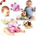 Hot Vendas de BRINQUEDOS Carrinho De Bebê Chocalhos Mobiles Girafa Macio Móvel Enforcamentos Carro de Brinquedo de pelúcia Infantil Cama do Torno Com Sino BB dispositivo