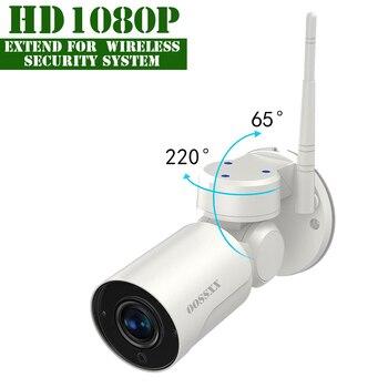OOSSXX Wireless HD 1080P PTZ Camera, Wireless Pan/Tilt/Zoom Waterproof Camera,Wireless HD 1080P Wi-Fi Security IP Camera видеоняня samsung wi fi full hd 1080p камера smartcam snh v6410pnw